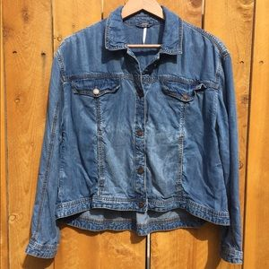Free People 'Jean' Jacket
